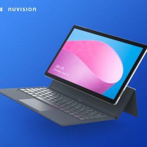 ALLDOCUBE NuVision 2in1 Windowsタブまもなく登場