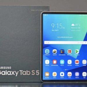 Galaxy Tab S5リリース間近?待望のSnapdragon 855搭載のハイエンドタブレット登場に期待