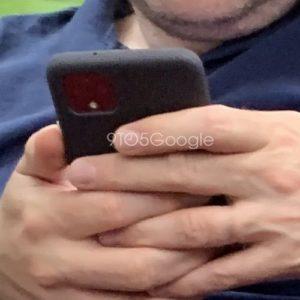 Pixel 4とされる端末が目撃される