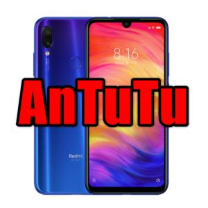 Xiaomi Redmi Note 7/メモリ4GB(Snapdragon 660)の実機AnTuTuベンチマークスコア