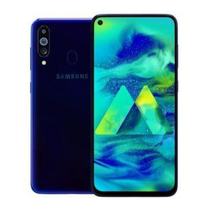 [海外]Samsung Galaxy M40が公式サイトに登場!