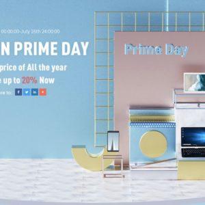 ALLDCUBEがAmazonプライムデーにて人気タブレットPCを20%オフで放出!