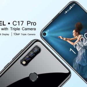 OUKITEL C17 Proが登場。パンチホールやトリプルカメラ搭載のエントリースマホ
