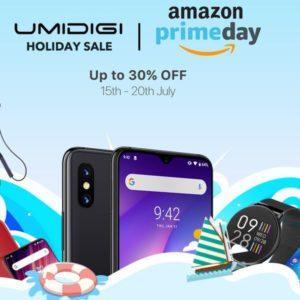 見逃すな!UMIDIGI製品がAmazonセールで7月20日まで大幅値引き!