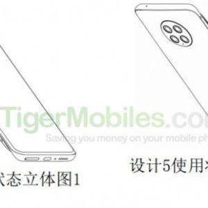Xiaomi、クアッドカメラ&スライド機構のデバイスを特許取得申請