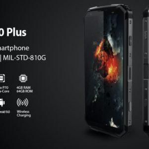 Blackviewが新製品「BV9500 Plus」を発表。10,000mAhバッテリー搭載タフネススマホ