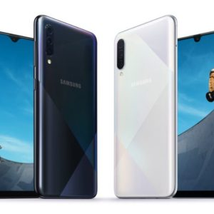 Galaxy A30s登場。V型ノッチ、トリプルカメラ搭載スマートフォン