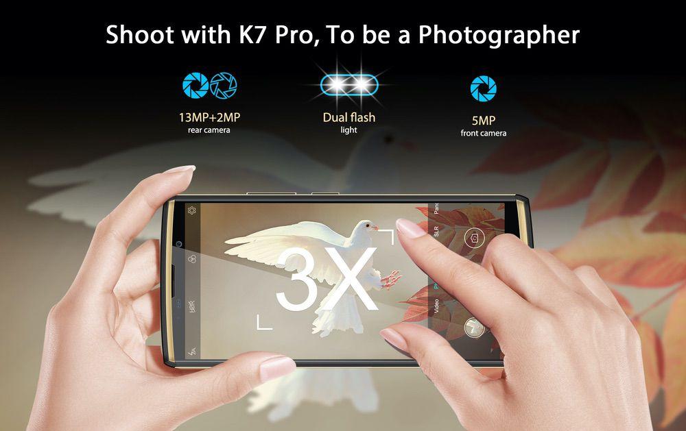 OUKITEL K7 Pro