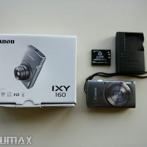 ブログ用写真を撮るためにキャノンIXY160を買ったのでレビュー