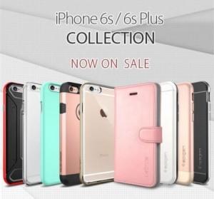 30%オフでiPhone6s/6sPlus用アクセサリをSpigenが早くもセール販売。