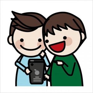 子供用のスマートフォンは格安Simと格安スマホで節約!