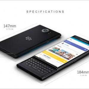 BlackBerry PRIVのスペックレビュー。Androidを搭載して利便性が格段にアップしたSIMフリースマートフォン