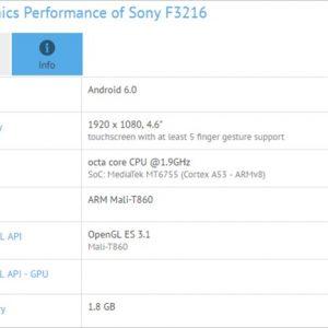 Xperia X Compactは低スペックモデル?!これが事実ならば残念仕様