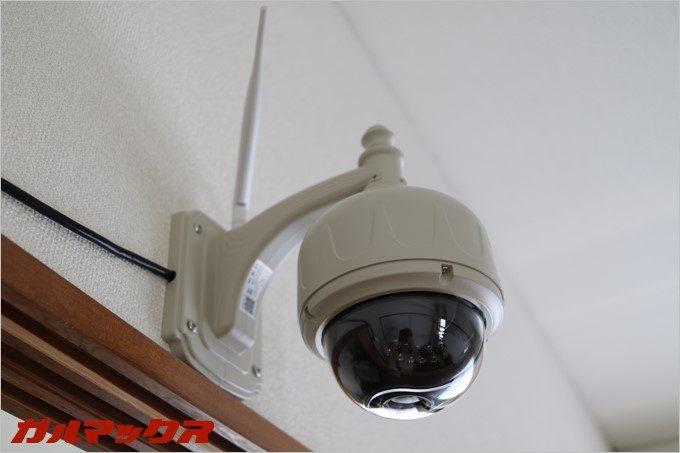 KKmoonの監視カメラ