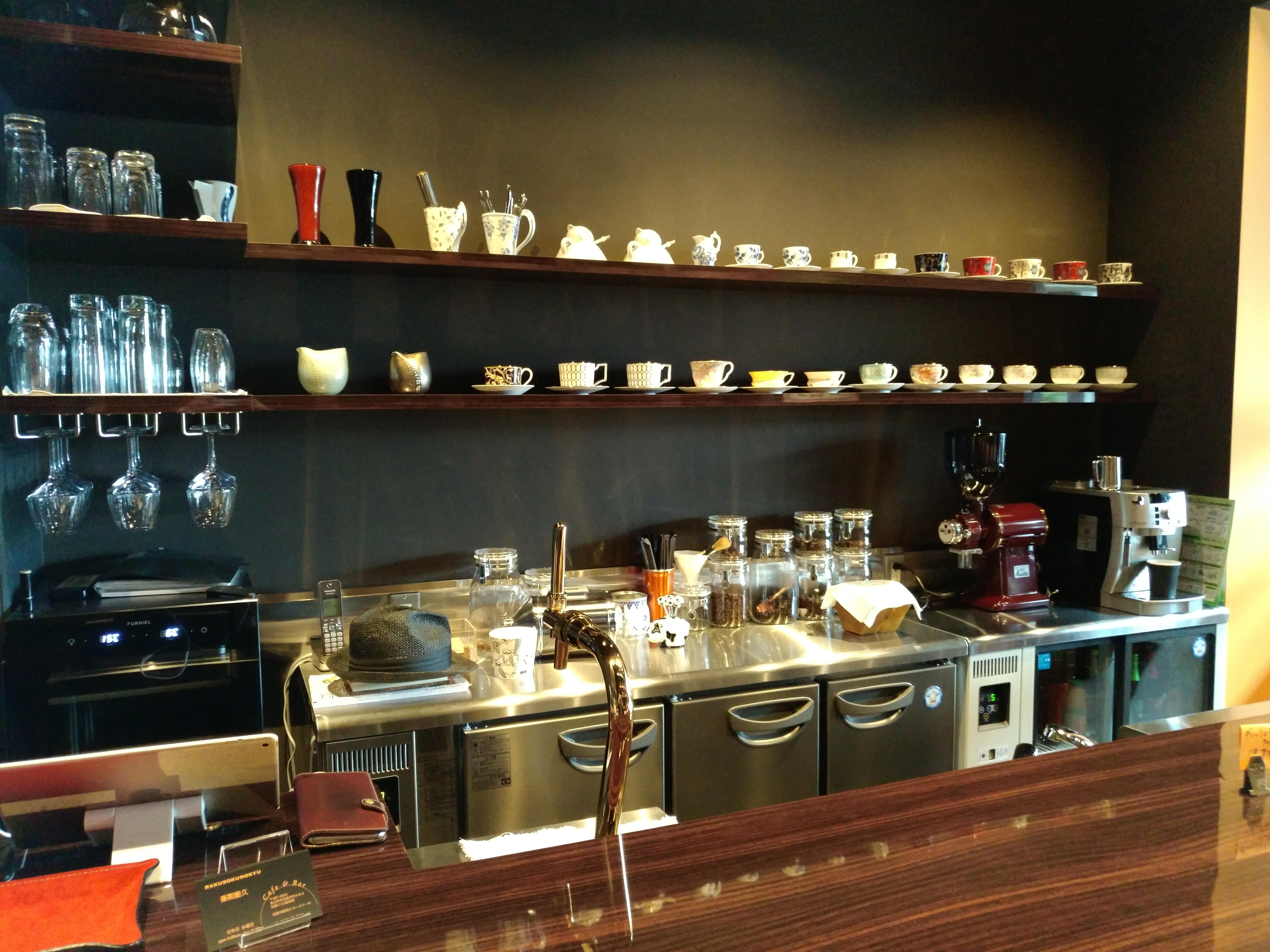 LeTV Leeco Le Max 2を使ってカフェで撮影。拡大すると細部まで捉えている事がわかる