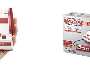 任天堂がソフト30本付きミニファミコンが5,980円
