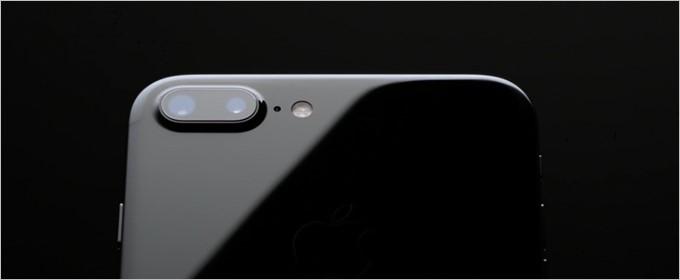 iPhone7はデュアルカメラ搭載