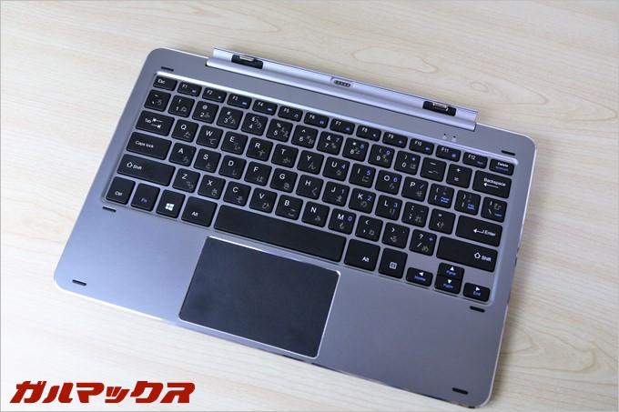 Chuwi Hi12はキーボードあってこそ真価を発揮します
