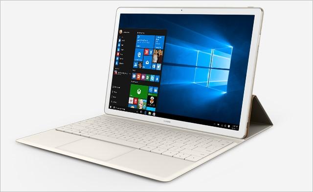 低価格で高性能な実用性の高いタブレットPCのMateBook。