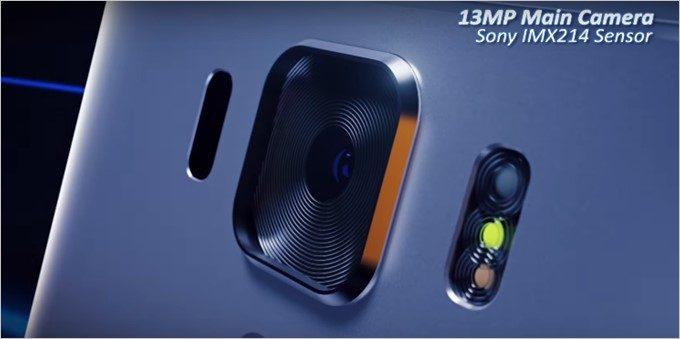 ZenFone3 Laserでは評判の良いSony IMX214を搭載