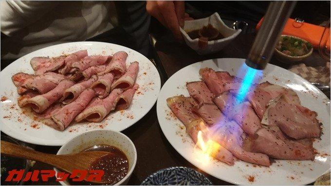 懇親会で登場したお料理も最高に美味かった!