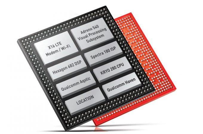 Snapdragon835は10nm製造プロセスで作られた新世代SoC