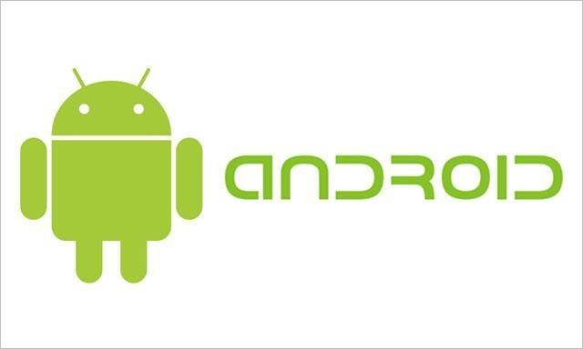Androidのロゴです。