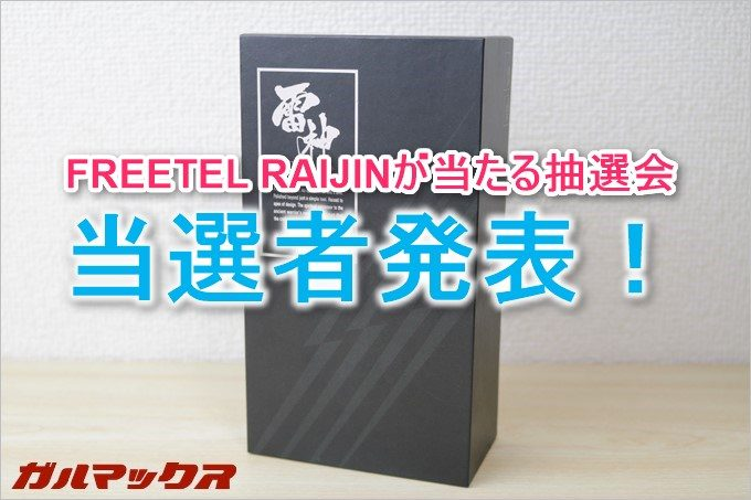 garumax-freetel-raijin-present