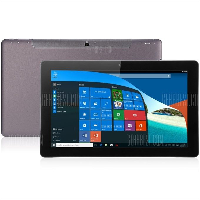 Teclast Tbook 11はWindows10とAndroidが利用できるコスパ最強タブレットだ