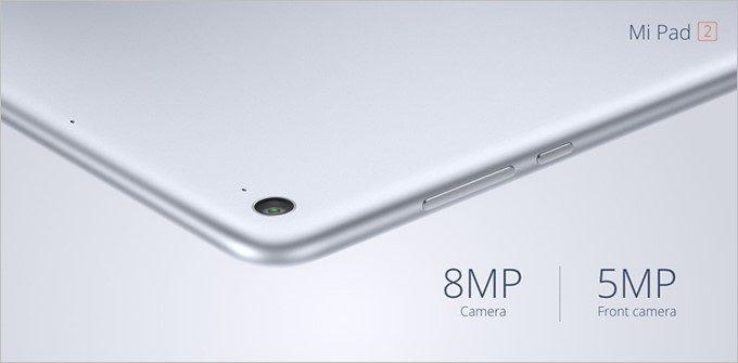 XiaoMi Mi Pad 2のカメラはオマケでは無く、ガチで使える性能のカメラを備えている。