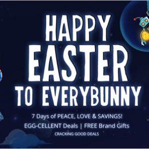 GEARBEST復活祭セールを開催。ElephoneやSmartWatchなど多数割引