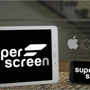 ガワだけタブレット「Superscreen」が欲しすぎる!税込み14,800円で技適付き!