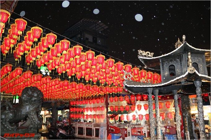 前回の台湾旅で撮影した写真。
