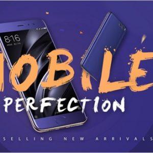 GEARBEST、Xiaomiセールを開催!Xiaomi Mi 6が52957円!