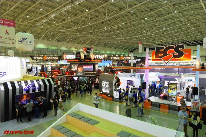 台北南港国際展示場