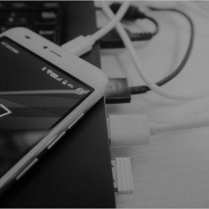 AndroidスマホをPC接続して「このフォルダーは空です」と表示された時の対処法