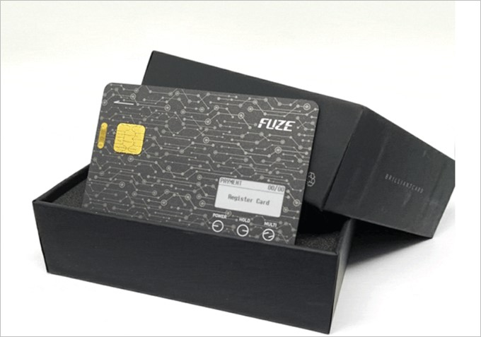 Fuze Card