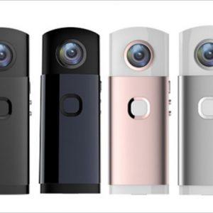 360度の7K写真と3K動画対応の「VRDL360」がクラウドファンディングで109ドル