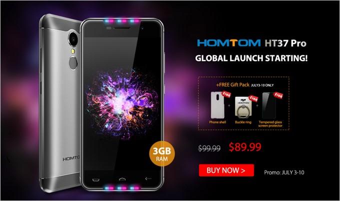 HOMTOM HT37 Pro