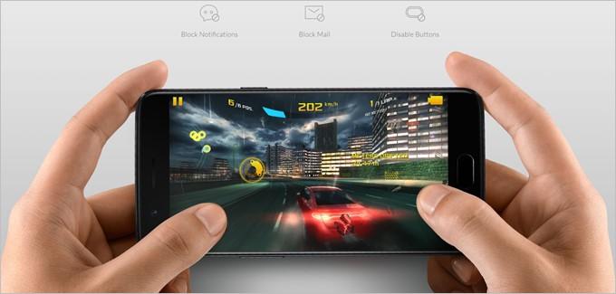 Gaming DND Modeでゲームプレイ中のボタン無効や通知無効を簡単に設定できる