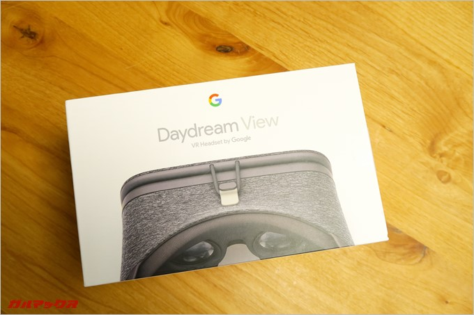 Daydream Viewの実機レビュー