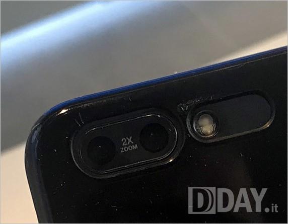 ZenFone 4 Proはズーム型デュアルカメラを搭載?