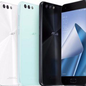 "ZenFone 4シリーズは""アレ""の位置が統一された?"
