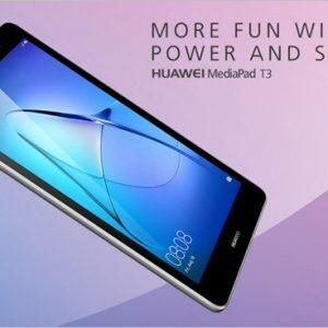 MediaPad T3のスペックと性能評価。LTE/3G対応の低価格8型タブレット!